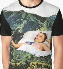 Rising Mountain Graphic T-Shirt
