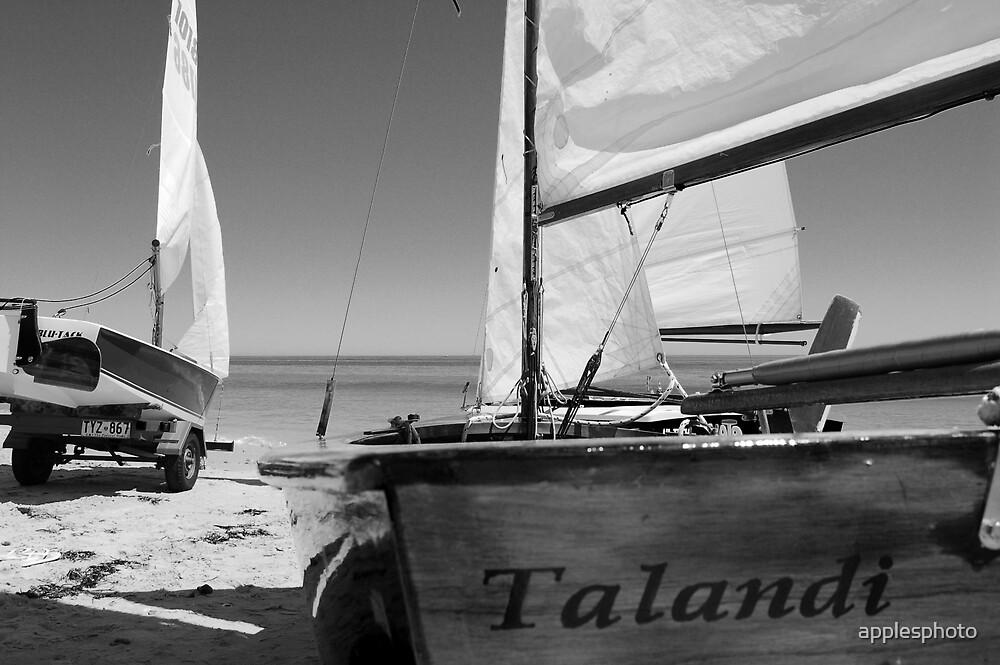 Talandi by applesphoto