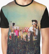 Urban Camouflage Graphic T-Shirt
