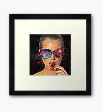 I AM I Framed Print