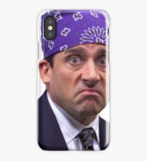 Michael Scott iPhone Case