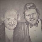 Fun With Grandpa Munster by Pam Humbargar