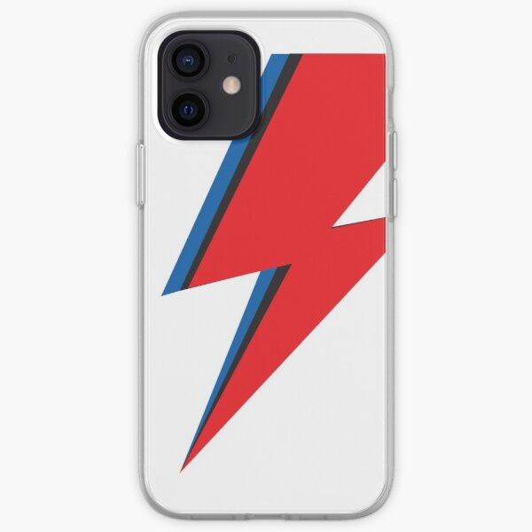 Lightning bolt iPhone Soft Case