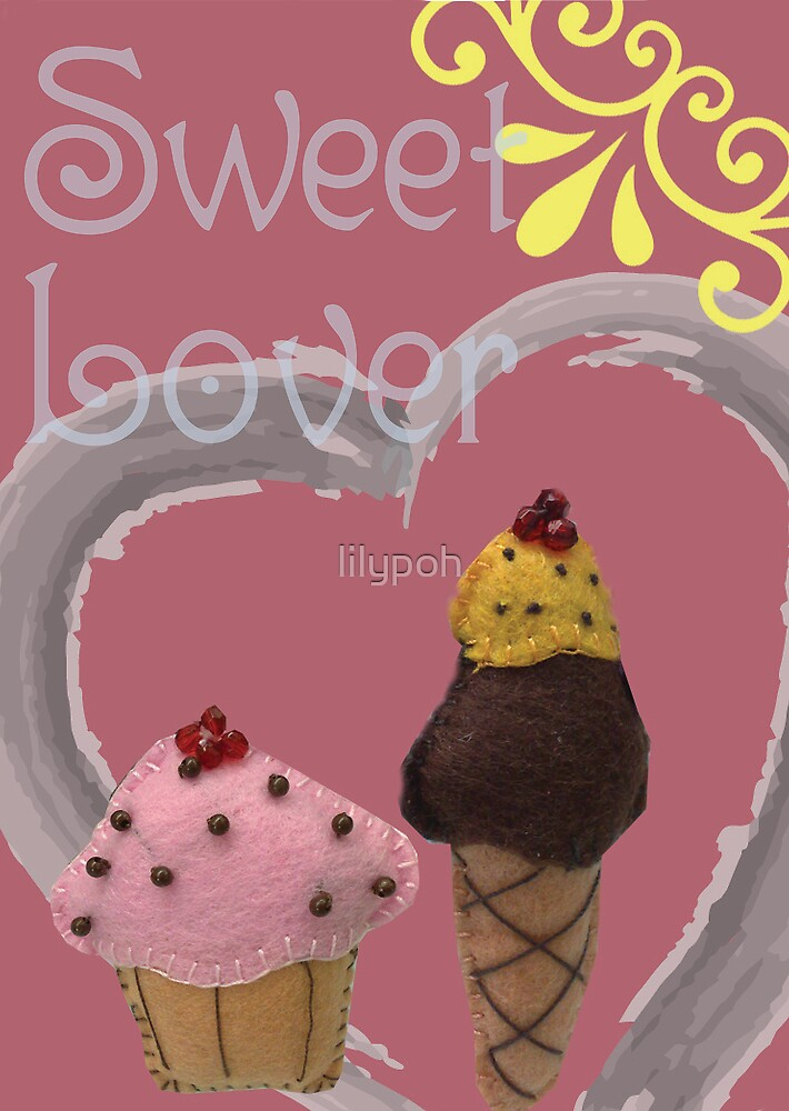 Sweets Lover by lilypoh