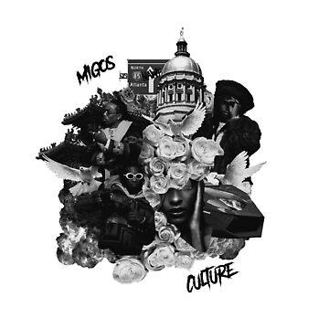 Migos Culture art  by Siv123