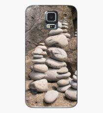 Rock Sculptures Case/Skin for Samsung Galaxy