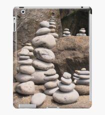 Rock Sculptures iPad Case/Skin