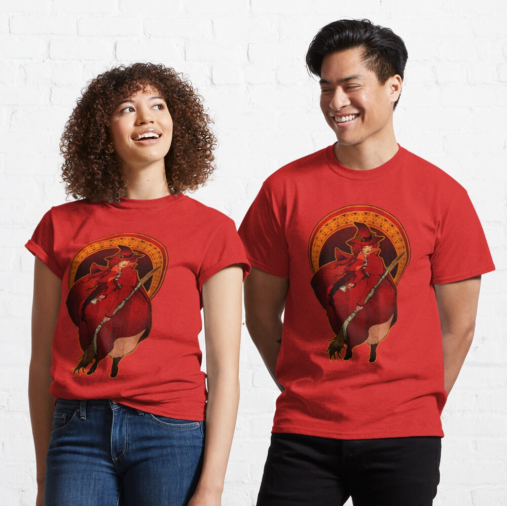 Red Witch - Bruja Roja Classic T-Shirt