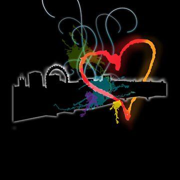 Love London Calling by shanmclean