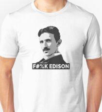 Nikola Tesla (is a Boss) Unisex T-Shirt