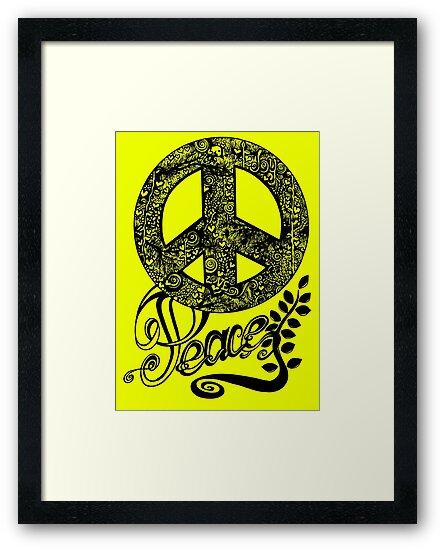 Peace by Danielle Scott