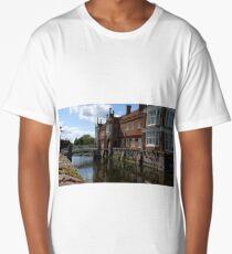 Helmingham Hall in the Summer Sun Long T-Shirt