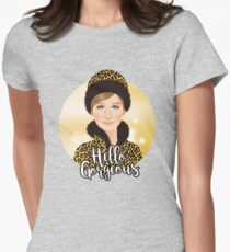 Hello Gorgeous! Women's Fitted T-Shirt