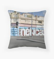 Great Expectations by Bernadette Smith (c) Throw Pillow