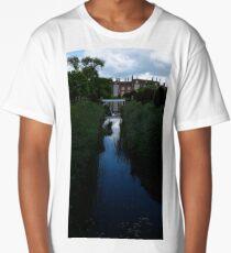 """Down The Rabbit Hole"", Helmingham Hall Long T-Shirt"