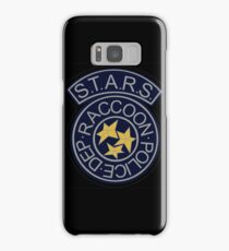 Resident Evil® S.T.A.R.S Racoon City PD Samsung Galaxy Case/Skin