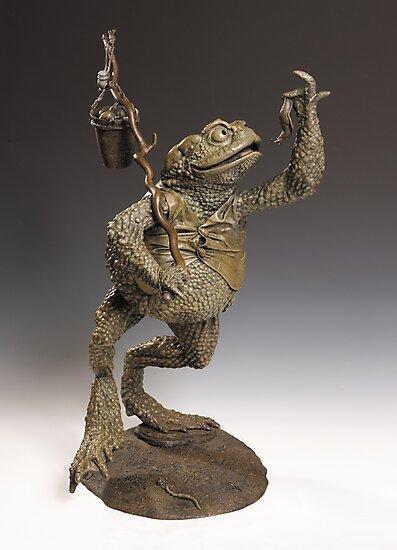 Warty Slugmuncher Esquire by Nick Bibby by David Goode