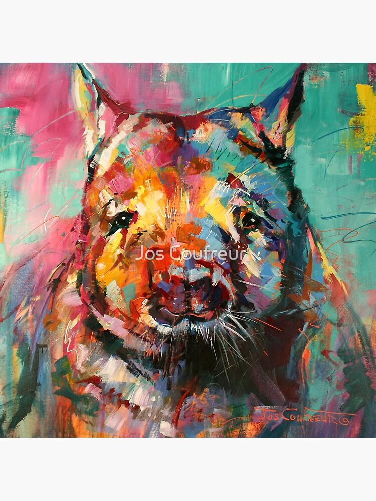 Wombat by joscoufreur