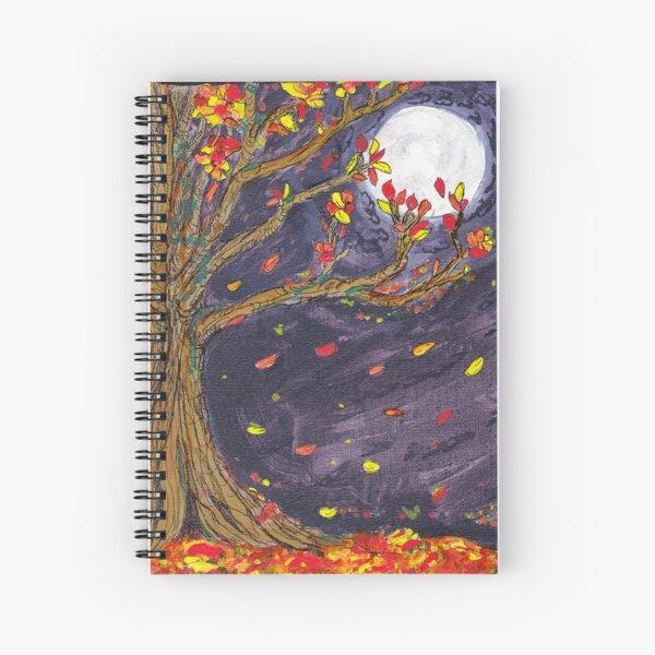 November Jewels Spiral Notebook