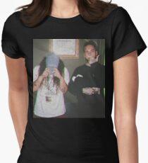 $ uicideBoy $ Tailliertes T-Shirt für Frauen