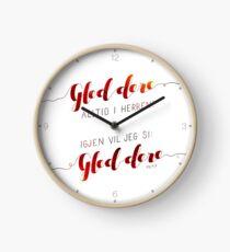 Gled dere alltid i Herren Clock