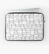 Silent Cats Laptop Sleeve