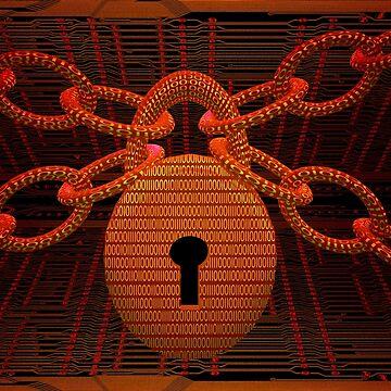 Digital lock by fotokatt