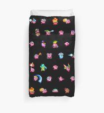 Kirby Pattern Duvet Cover