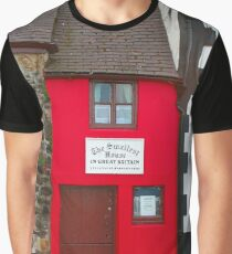 Smallest house in Great Britain Graphic T-Shirt