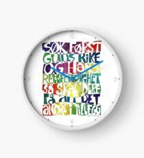 Søk først Guds rike Clock
