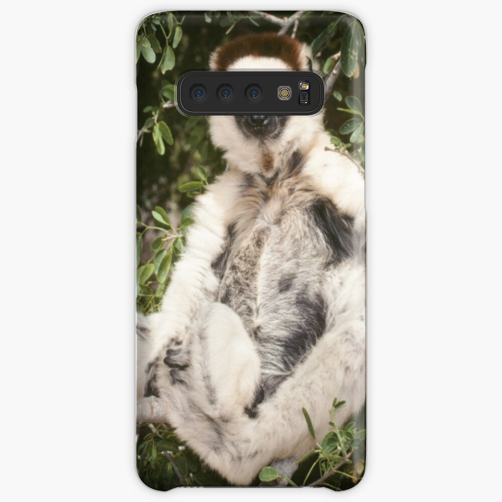 The sifaka will see you now Case & Skin for Samsung Galaxy