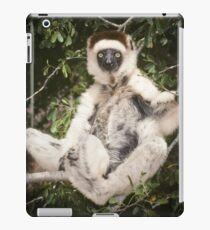 The sifaka will see you now iPad Case/Skin