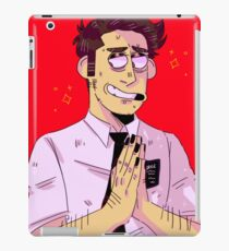 HERE WE BUY AND SELL A MILLION KINDS OF HELL iPad Case/Skin
