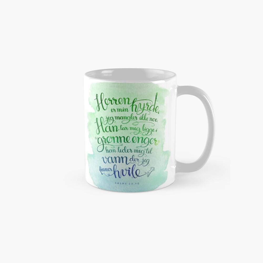 Herren er min hyrde Mugs