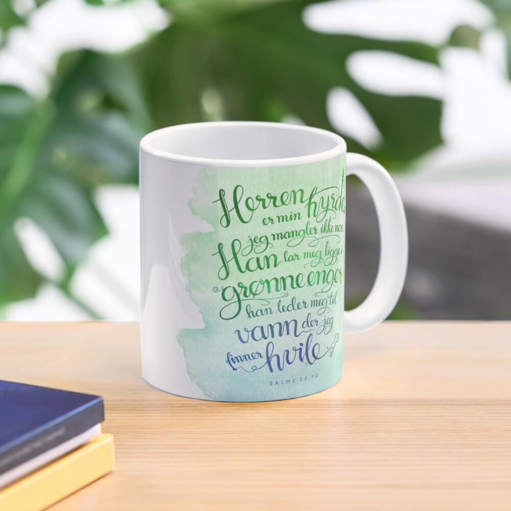 Herren er min hyrde Mug
