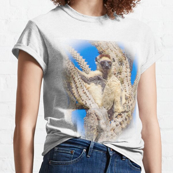 Living in the spiny forest Classic T-Shirt