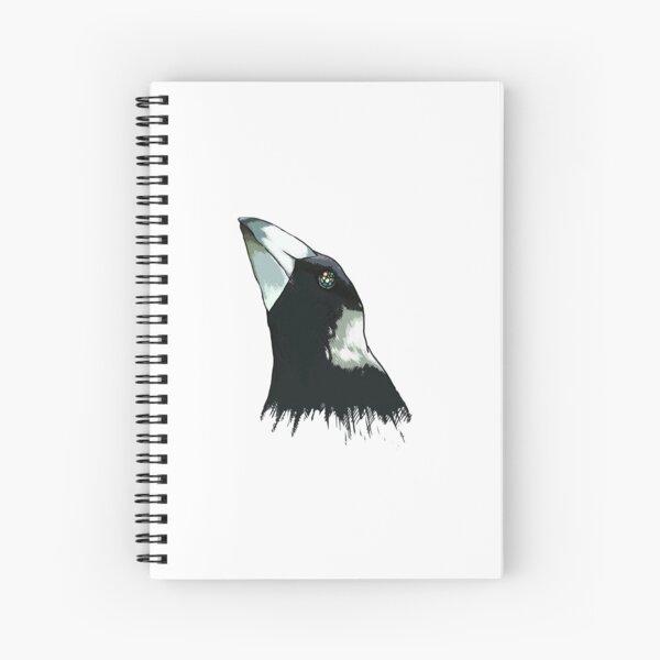 Jewel Bird Spiral Notebook
