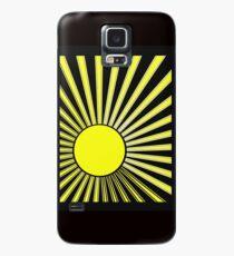 Sonnenaufgang Hülle & Klebefolie für Samsung Galaxy