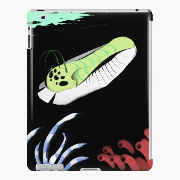 Colorful Leecher Creature iPad Snap Case
