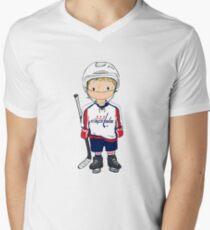 mini capitals hockey player T-Shirt