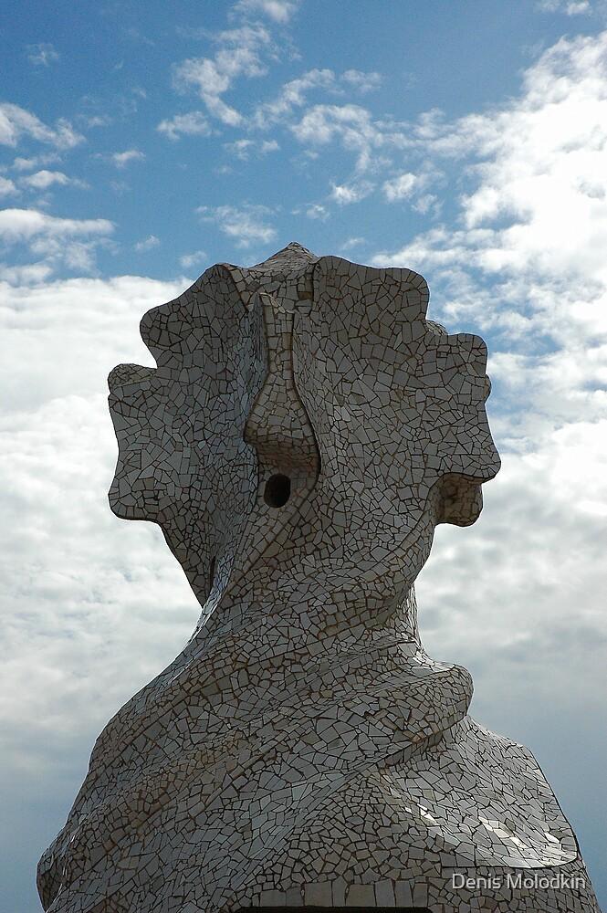 Gaudi Art #3 by Denis Molodkin