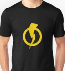 Static Shock Logo Merchandise T-Shirt