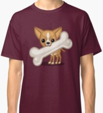 Chihuahua Chiwawa Dog tshirt - Dog Gifts for Chihuahua and Miniature Dog Lovers Classic T-Shirt