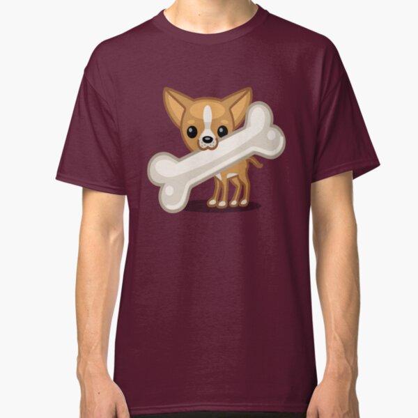 Chihuahua Chiwawa Dog tshirt - Dog Gifts for Chihuahua and Miniature Dog Lovers Classic T-Shirt