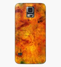 AutumnFire DyeBlot Case/Skin for Samsung Galaxy