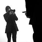 Andrew as Filmmaker by Philip  Rogan