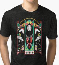 Spirited Deco Tri-blend T-Shirt