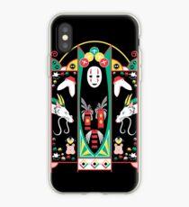 Temperamentvoller Deco iPhone-Hülle & Cover