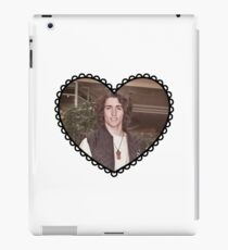Young Justin Trudeau  iPad Case/Skin