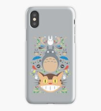 Neighbor Friends iPhone Case/Skin